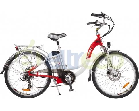 Велогибрид Eltreco White