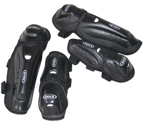 YD-0158 Комплект защиты наколенники и налокотники