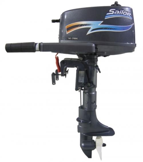 Подвесной лодочный мотор Sailor GM-T4.0. 2 года ГАРАНТИИ!