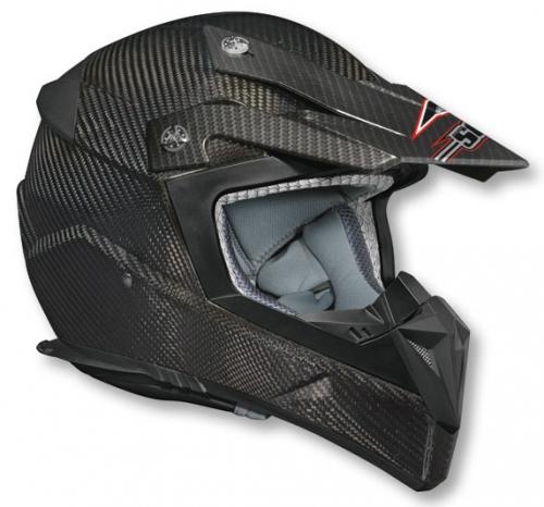Мотошлем VEGA HD 210 Carbon