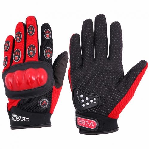 Перчатки V002 red