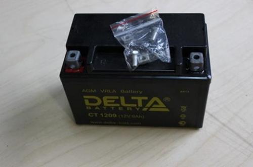 Аккумулятор для мотобуксировщиков Рекс