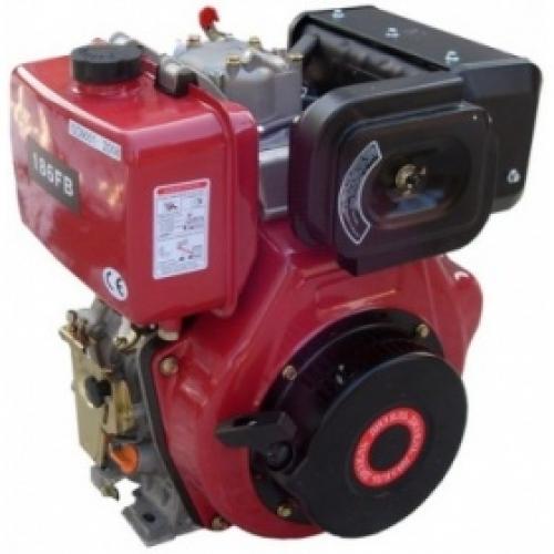 Двигатель дизельный MTR D 8 в модификации MTR 186FB