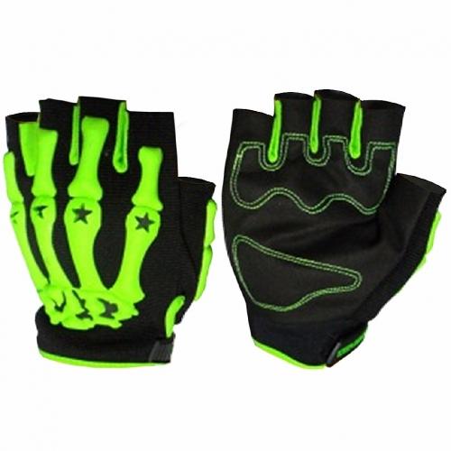 Перчатки без пальцев ТИП 3