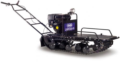 Мотобуксировщик Ладога 9 без лыжного модуля