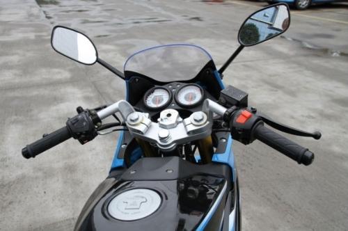 Дорожный мотоцикл STELS SB 200