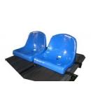 Двойное сиденье для саней 1900мм
