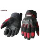 Перчатки G 8087 Красные MICHIRU